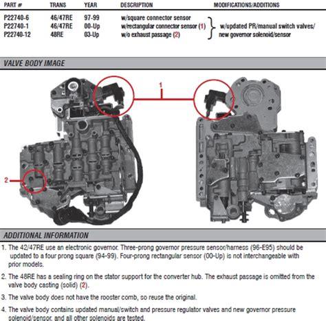48re valve diagram 404 not found