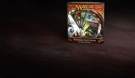 sliver deck premium deck series slivers card set archive products