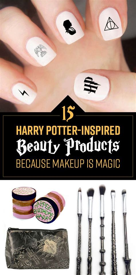 Because Makeup Is by 15 Harry Potter Inspired Products Because Makeup Is