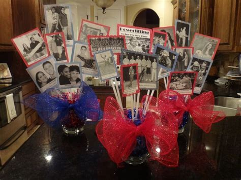 Class Reunion Decorations by 17 Best Ideas About Reunion Decorations On