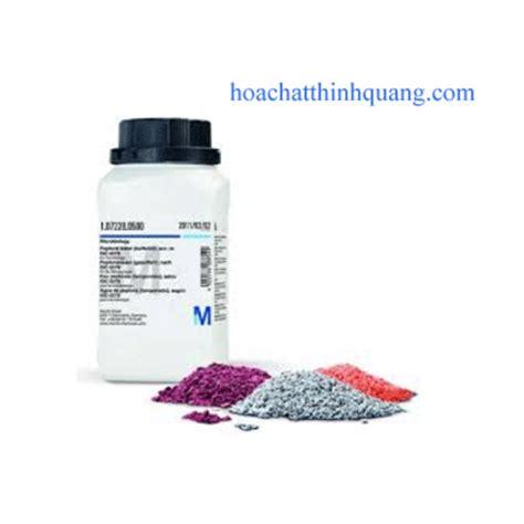 Merck 1 07223 1 10 Phenanthroline Chloride Monohydrate 100 G h 243 a ch蘯 t tinh khi蘯ソt t豌 b蘯 n