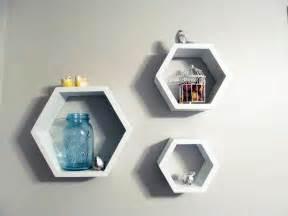 hexagon bookshelves woodwork hexagon shelf plans pdf plans