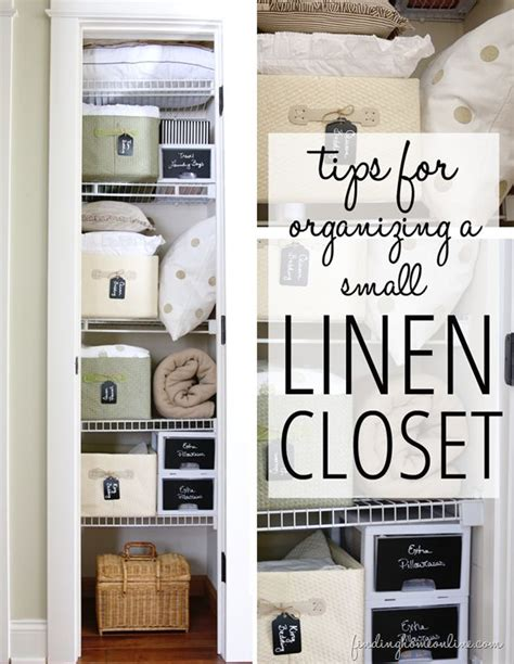 best way to organize small closet 25 best ideas about small linen closets on