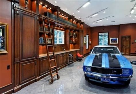 super garage design inpirations for super car design