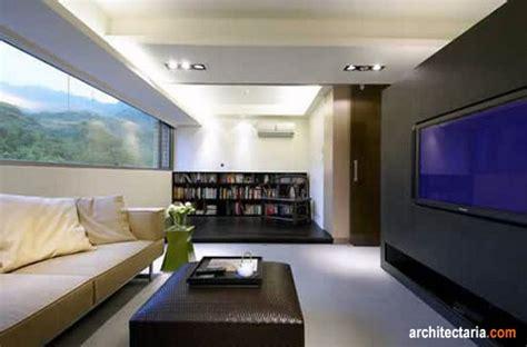 Rak Tv Bongkar Pasang mempercantik interior ruangan dengan tv flat pt architectaria media cipta