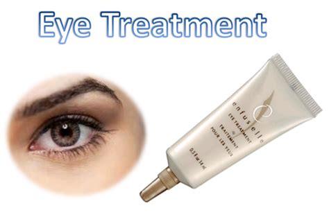 Krim Mata Shaklee cara mudah pantas menggunakan enfuselle eye treatment