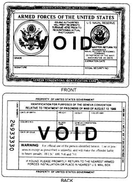 retired id card template members of the naval reserve on inactive duty