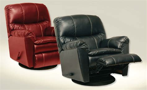 black leather swivel recliner be the first to review this product