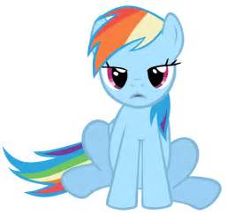 Crying rainbow dash rainbow dash wut by bl1ghtmare