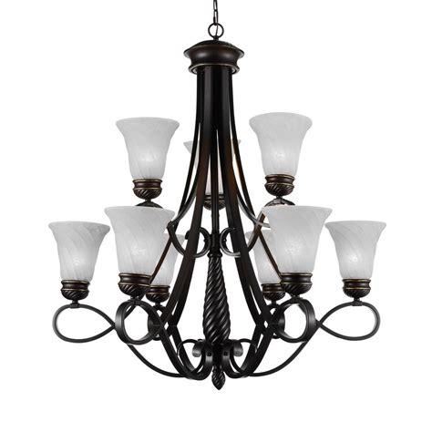9 light chandelier bronze bronze chandelier chandelier ideas