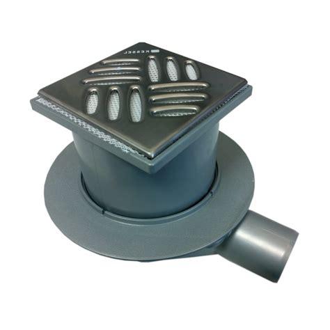 siphon de sol pour receveur pr 234 t 224 carreler