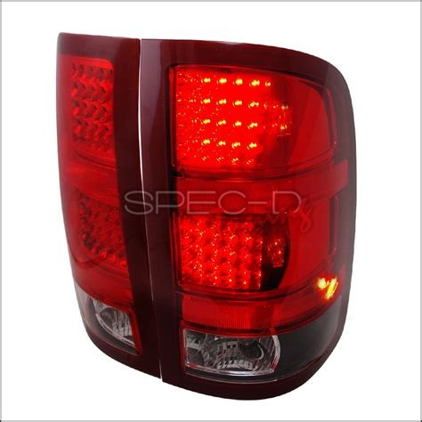 2008 gmc sierra led tail lights 2008 gmc sierra custom tail lights 2008 gmc sierra