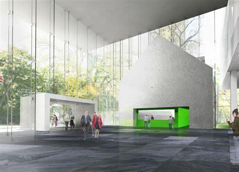 Pavillon Lassonde by Mnbaq Museum By Oma E Architect