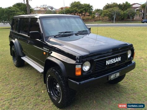 nissan patrol 1991 nissan patrol for sale in australia