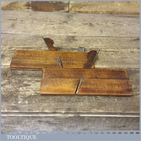 what is snipe in woodworking antique pair of snipe bill moulding planes