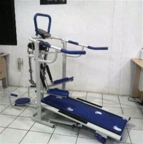 Alat Fitnes Lari harga alat olahraga lari treadmill manual 6 in 1 terbaru 2016 paling murah jakarta