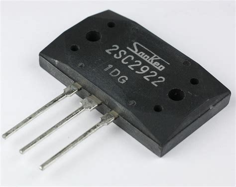 transistor sanken 2sc2922 2sc2922