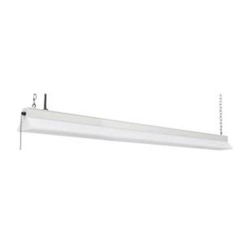 aspects 4 ft 5200 lumen aluminum led shop light
