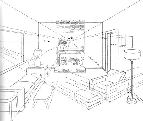 how to draw 3d rooms best 25 perspective drawing ideas on draw in