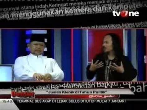 Kursi Tamu Joko Bodho debat seru imam besar istiqlal vs paranormal politik ki joko bodo rosyady part 4 viyoutube