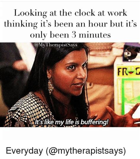 Look At This Meme - looking at the clock at work thinking it s been an hour