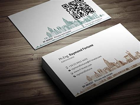 real estate investor cool business cards templat 40 ejemplos de creativas y elegantes tarjetas de