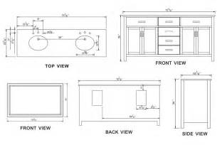 bathroom sink sizes standard bathroom dimensions standard bathroom design 2017 2018
