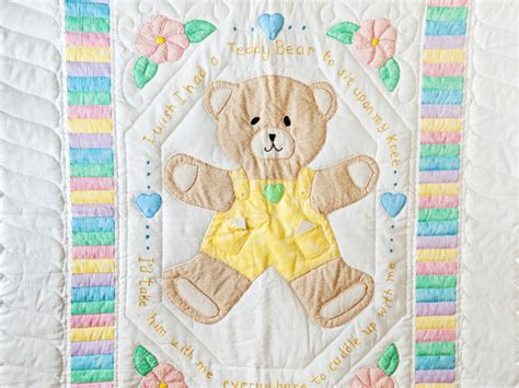 Teddy Quilts by Teddy Quilt Gorgeous Specially Made Amish Quilts