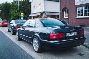 Audi A8 Build Not Really A Build Audi A8 4 2 Quattro Daily
