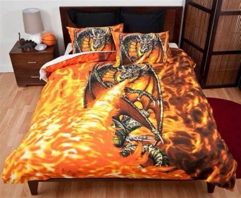 dragon bed set underwear bedding dragon fantasy wheretoget