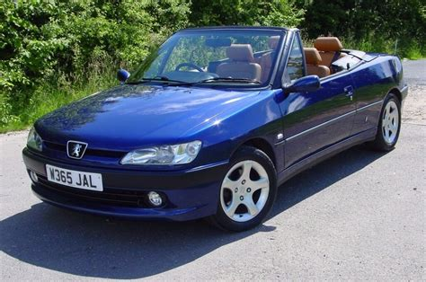 lovely peugeot  convertible cabriolet px