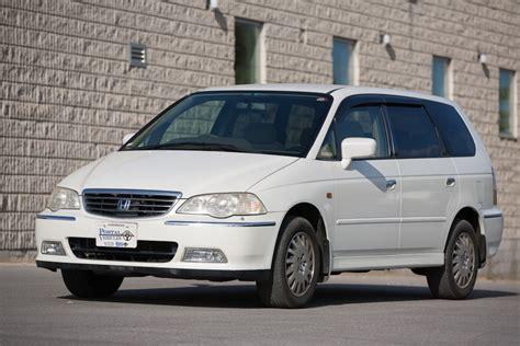 Awd Honda Odyssey by 2001 Honda Odyssey Prestige 3 0l V6 Awd Right Drive