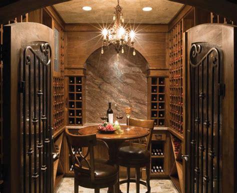 wine cellar and tasting room storing wine interior design inspiration designs