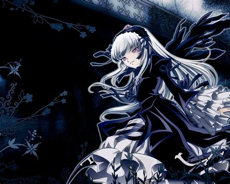 anime wallpaper hd 1280x1024 download wallpaper 1280x1024 rozen maiden white hair
