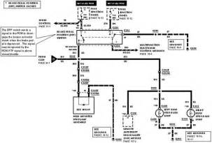 wiring diagram 2002 mercury mountaineer wiring mercury free wiring diagrams