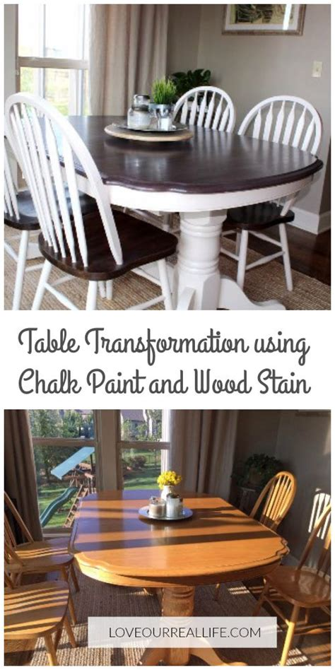 how to redo a kitchen table 25 best ideas about dining table makeover on