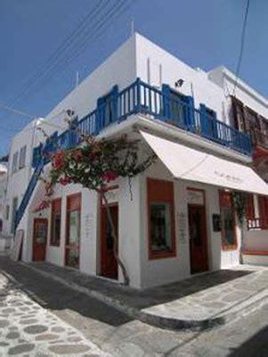 mykonos town appartamenti studio eleni mykonos town alloggi e appartamenti in centro