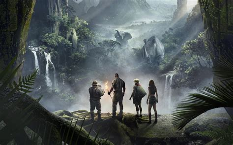film jumanji welcome to the jungle download jumanji welcome to the jungle 2017 wallpapers hd