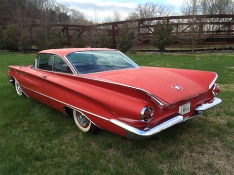 1960 buick invicta base 6 6l 2dr hardtop chevrolet impala