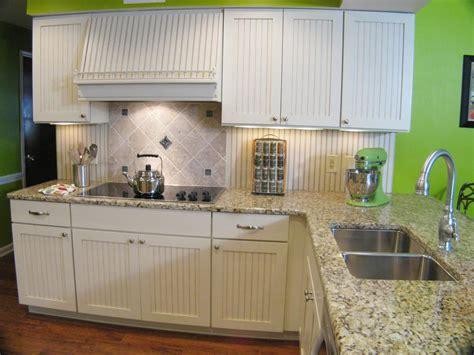 bead board kitchen cabinets 12 cozy cottage kitchens hgtv