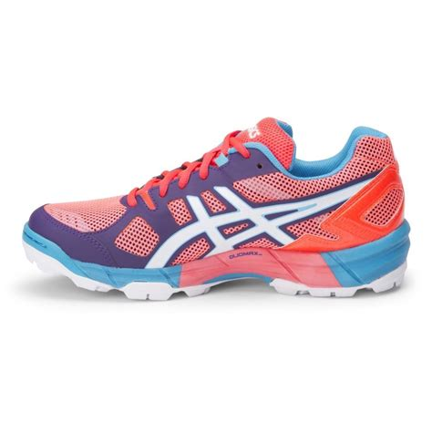turf shoes asics gel lethal elite 6 womens turf shoes earthy pink
