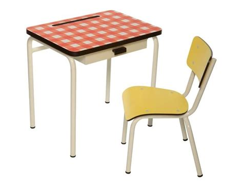Style School Desk vintage style school desks chairs provide a stylish
