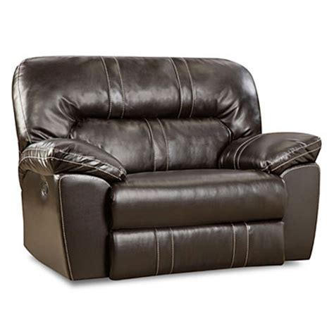 cuddle chair recliner simmons 174 braxton cuddle up recliner big lots