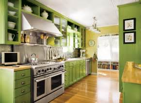 Green Kitchens editors picks our favorite green kitchens this old house