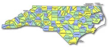 carolina county map carolina s newest tax goes into effect today