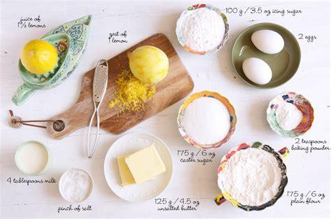 lemon syrup loaf cake eat little bird