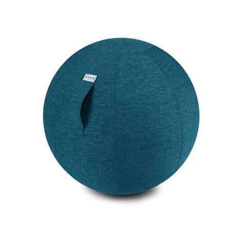 siege pouf vluv leiv siege ballon pouf gymball pour salon bureau
