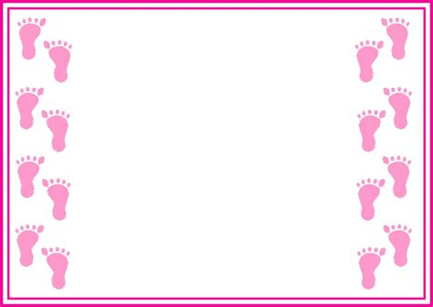 Baby Shower Boarder by Baby Shower Borders Www Imgkid The Image Kid Has It
