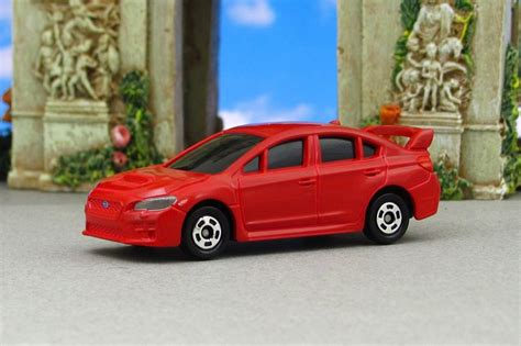 Tomica Cool Drive by 2015 Subaru Wrx Sti Tomica Cool Drive By