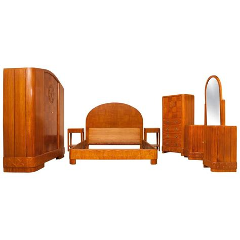 art deco bedroom suite for sale art deco bedroom suite in satinwood for sale at 1stdibs